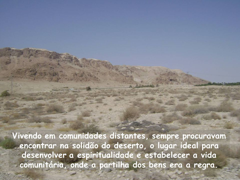 Segundo os Manuais de Disciplina dos Essênios, dos Manuscritos do Mar Morto, eles eram originários do Egito, e durante a dominação do Império Selêucid