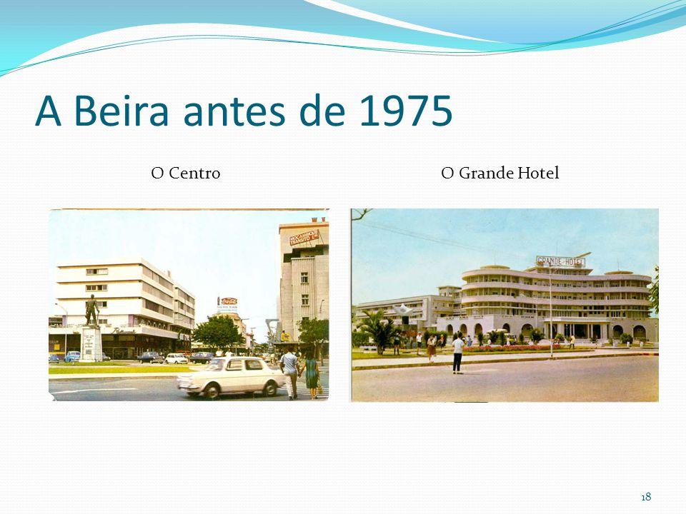 A Beira antes de 1975 O Centro O Grande Hotel 18