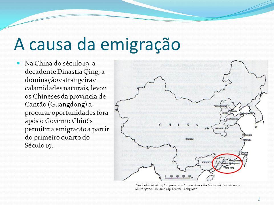 Moçambique Hoje Os Chineses que permaneceram em Maputo (ex-Lourenço Marques) desde a década de 70, hoje convivem com os Chineses vindos da China, que ao longo dos últimos anos constituem uma nova vaga de emigração.