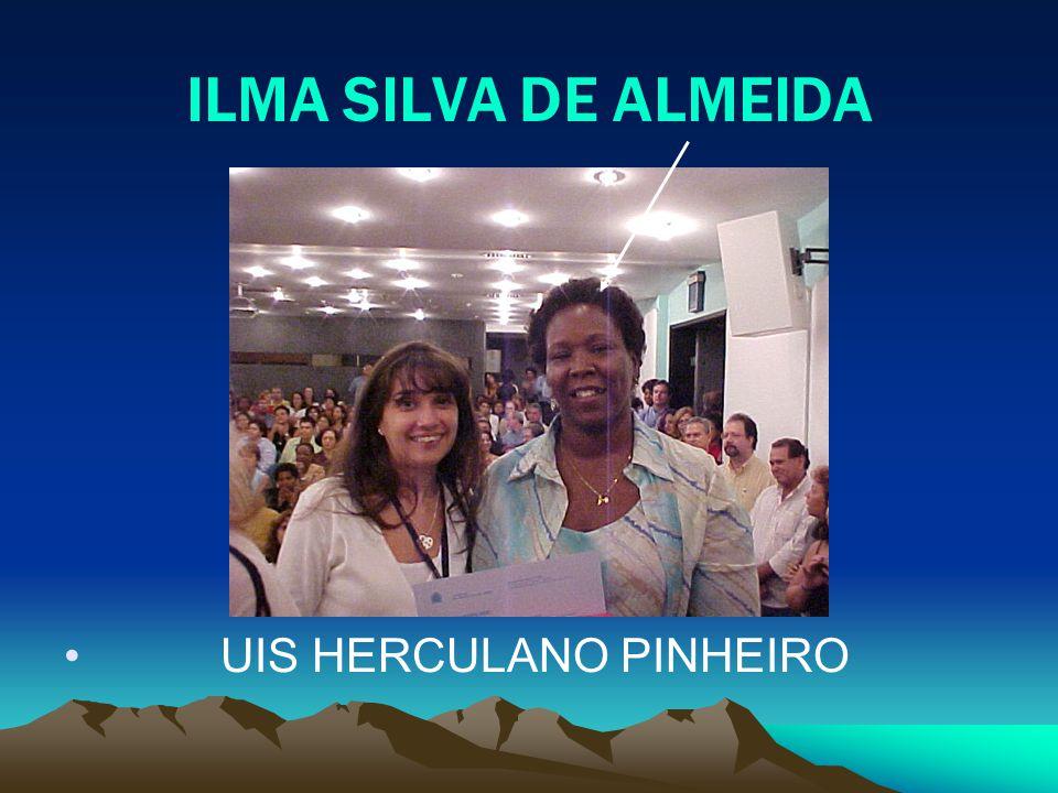 ILMA SILVA DE ALMEIDA UIS HERCULANO PINHEIRO
