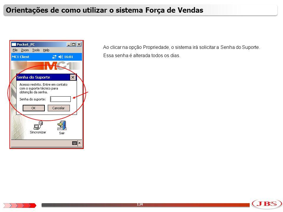 135 A mesma tela irá aparecer ao clicar na opção Usuário.