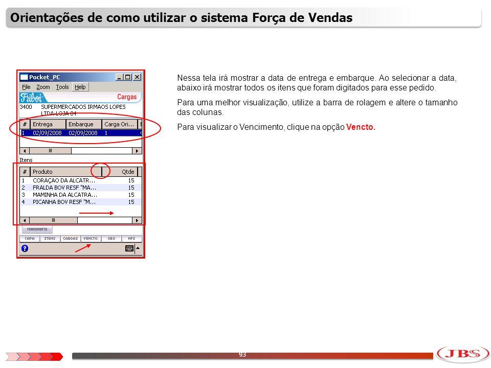 94 Nessa tela é possível visualizar como será feito o pagamento e a quantidade de dias.