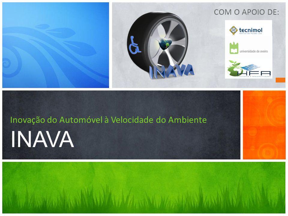 COM O APOIO DE: Inovação do Automóvel à Velocidade do Ambiente INAVA