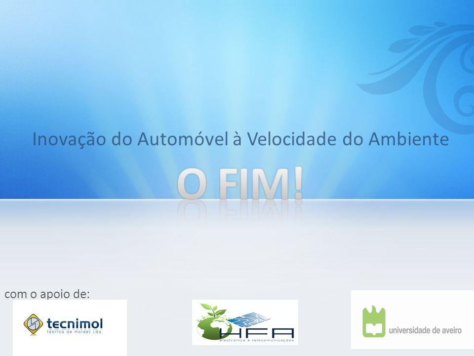 com o apoio de: Inovação do Automóvel à Velocidade do Ambiente