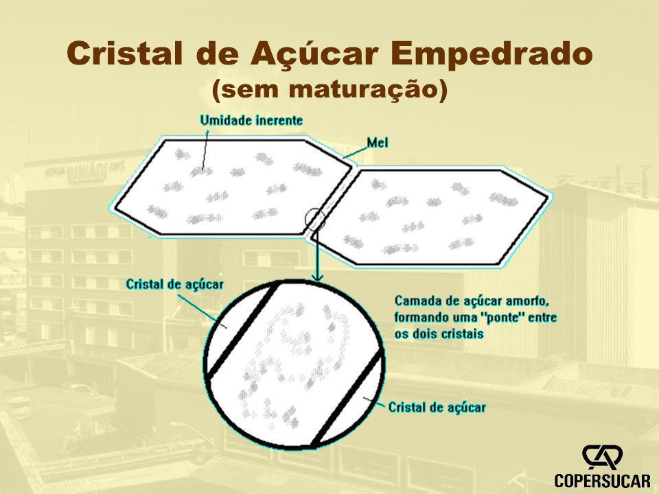 Cristal de Açúcar Empedrado (sem maturação)