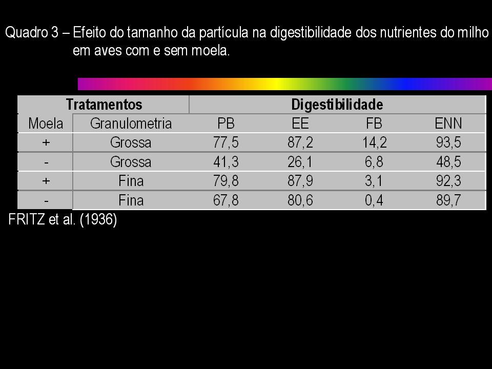 Movimentos intestinais Segmentação ríitmica Peristalses Movimentos pendular da mucosa e vilo