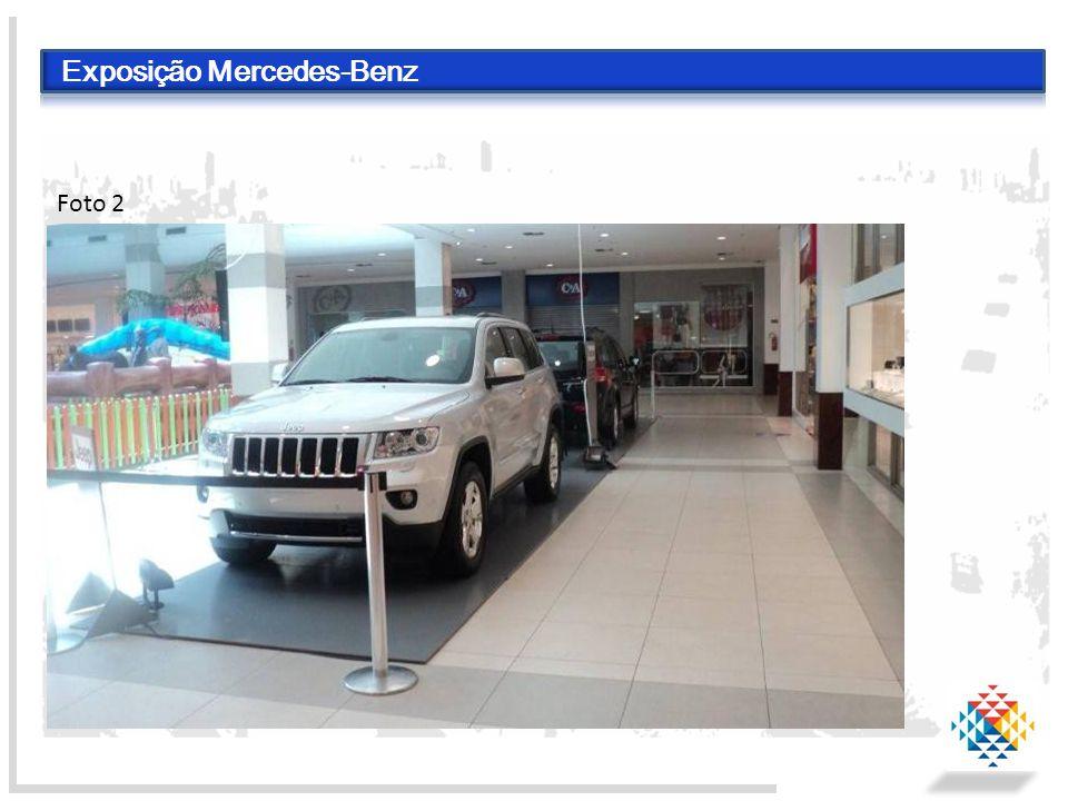 Exposição Mercedes-Benz Foto 2