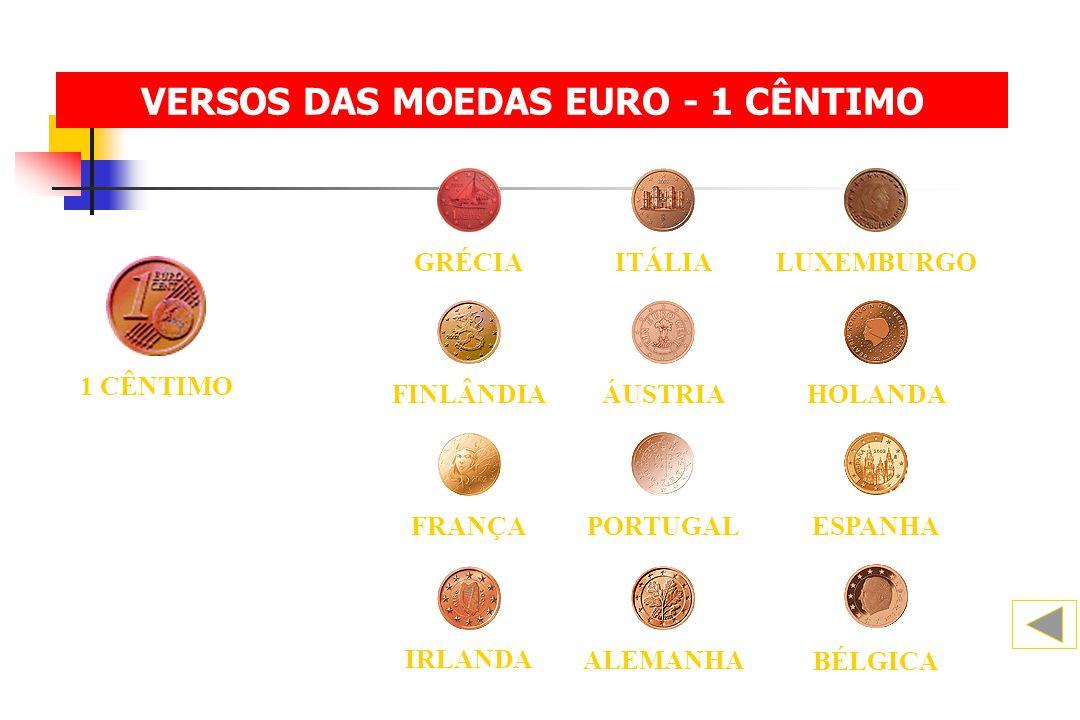 QUE PAISES ADERIRAM AO EURO BÉLGICA ALEMANHA GRÉCIA ESPANHA FRANÇA IRLANDA ITÁLIA LUXEMBURGO HOLANDA ÁUSTRIA PORTUGAL FINLÂNDIA MAPA ZONA EURO