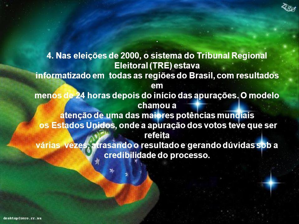 3. Numa pesquisa envolvendo 50 cidades de diversos países, a cidade do Rio de Janeiro foi considerada a mais solidária.