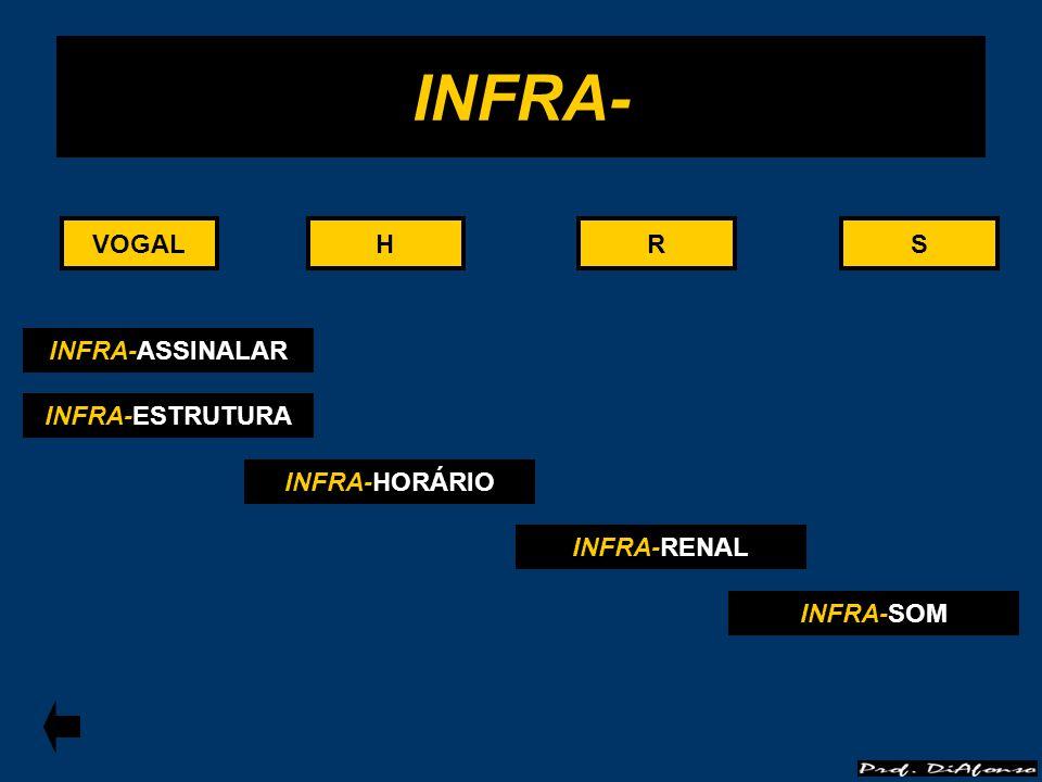 VOGALRS INFRA- HHVOGAL INFRA-ASSINALAR INFRA-ESTRUTURA INFRA-HORÁRIO RS INFRA-RENAL INFRA-SOM