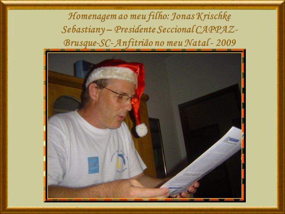 Para vocês meus familiares, amigos e amigas com carinho o meu desejo que vivam a felicidade do Natal: Hoje, Todos os dias do Ano... Sempre ! Joyce Lim