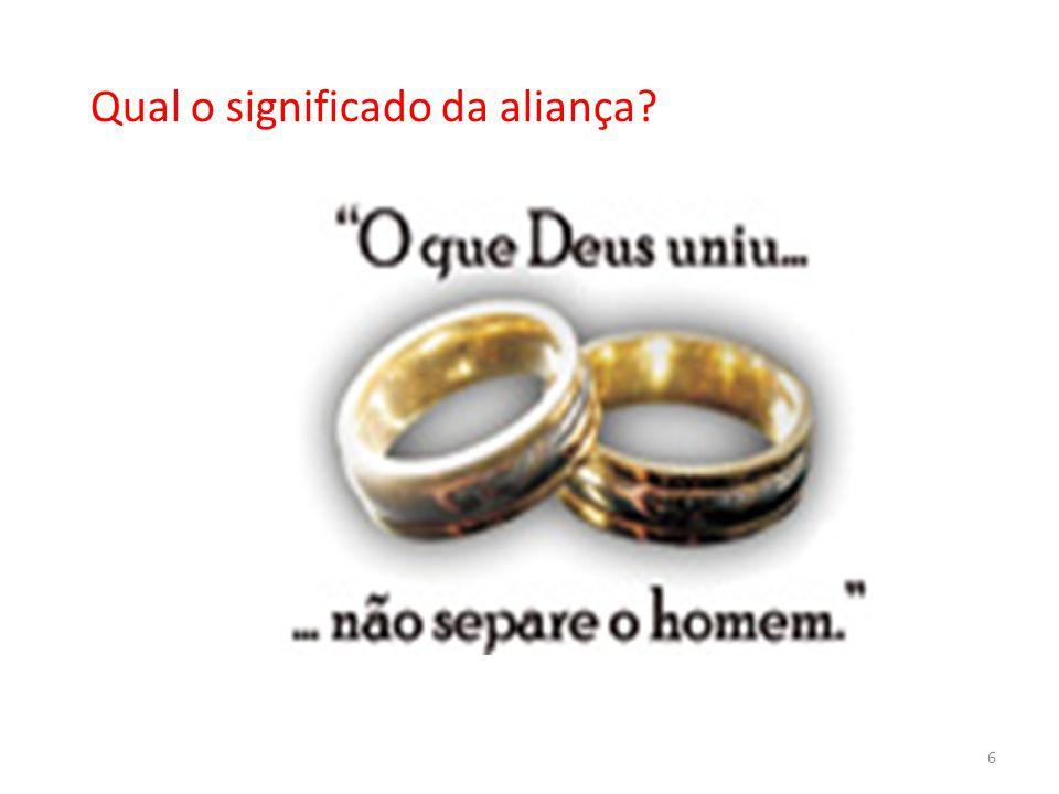 «E os dois serão uma só carne» O casamento é INDISSOLÚVEL Não somos criados para vivermos sozinhos, somos um para o outro, uns para os outros.