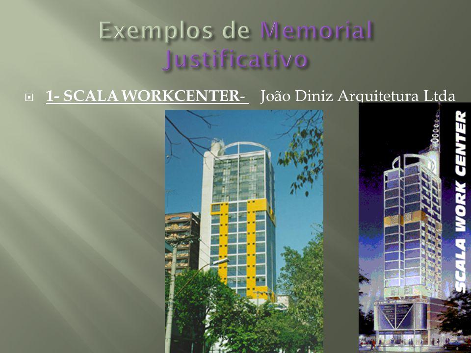 1- SCALA WORKCENTER - João Diniz Arquitetura Ltda