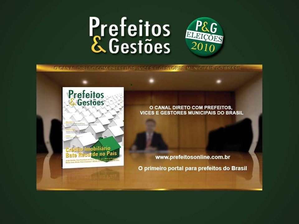 2478 www.prefeitosonline.com.br O primeiro portal para prefeitos do Brasil