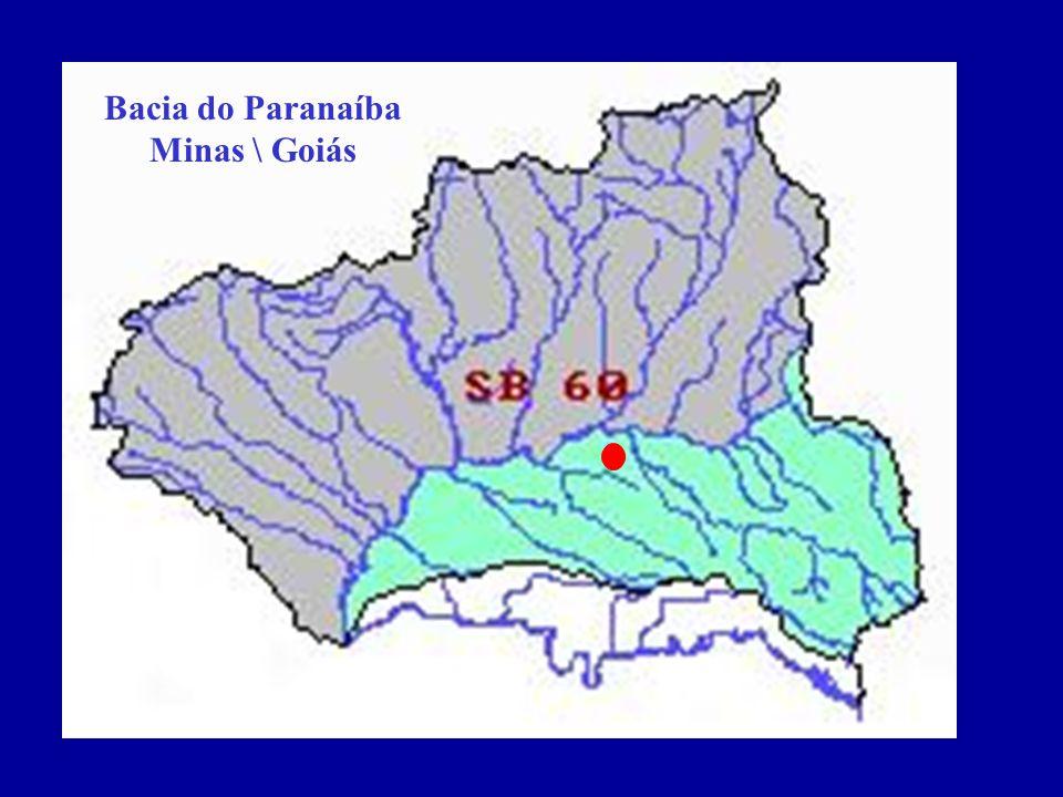 Bacia do Paranaíba Minas \ Goiás