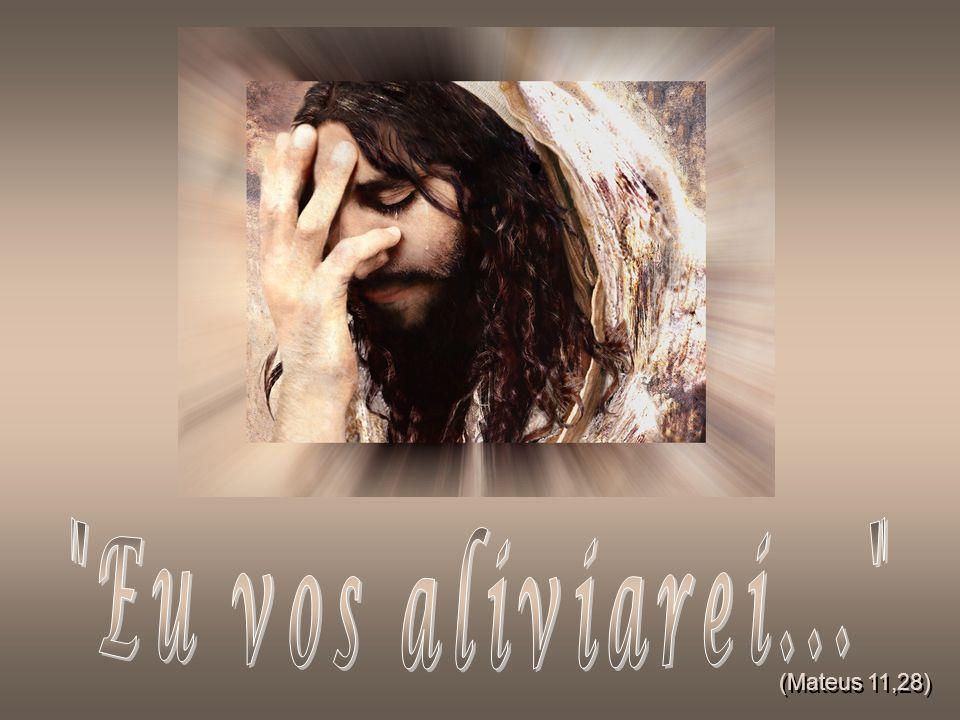 Obrigado (a), amado Jesus, por me ensinares o que fazer quando as sombras me ofuscarem os olhos e eu não souber sair do horto, deixando a dor sufocar o meu coração.