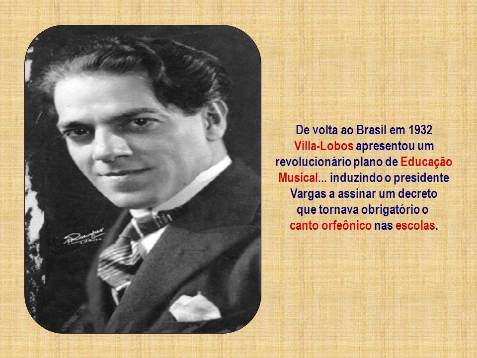 Em 30/06/1923 viajou a Paris financiado por amigos cariocas... A intenção não era aprender mas mostrar seu trabalho e trocar informações