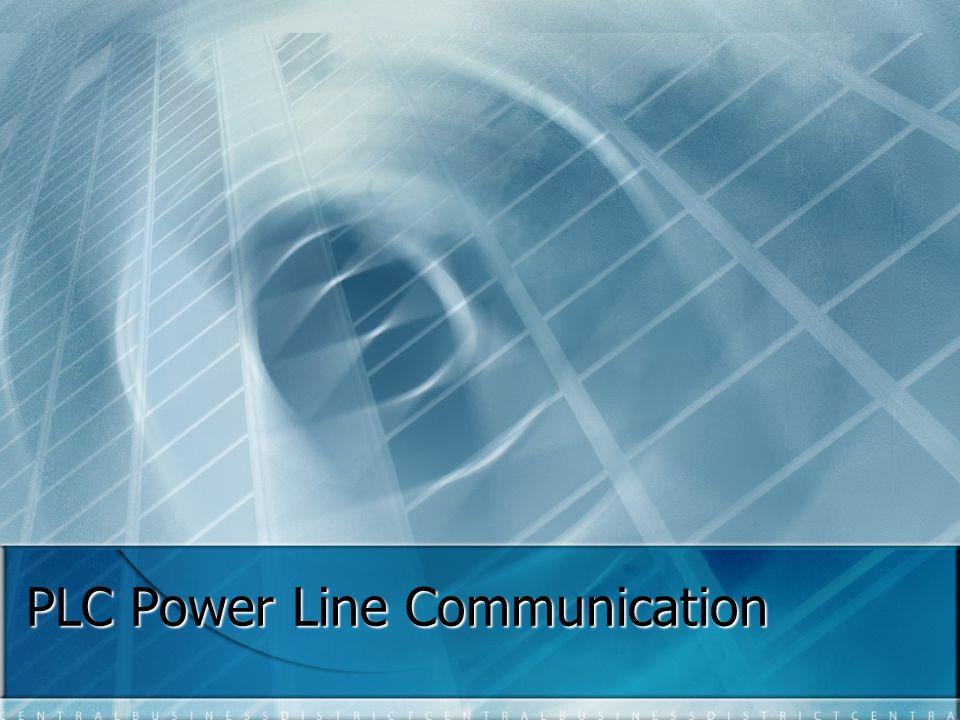 PLC Power Line Communication