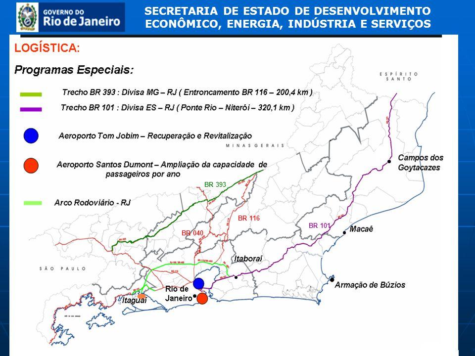 SECRETARIA DE ESTADO DE DESENVOLVIMENTO ECONÔMICO, ENERGIA, INDÚSTRIA E SERVIÇOS ENERGÉTICASEGMENTO INFORMAÇÕES SOBRE O PROJETO ENERGIAELÉTRICA GERAÇÃO DE ENERGIA ELÉTRICA – R$ 907,4 milhões 1.