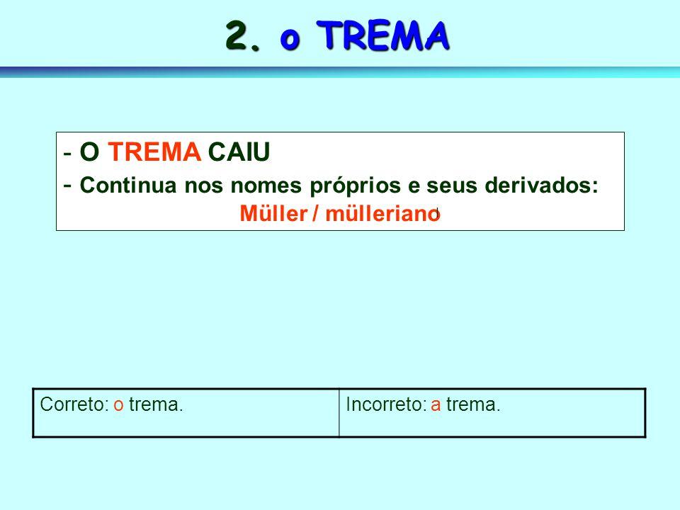 HÍFEN - locuções (Exemplos do Acordo ortográfico da Língua Portuguesa) NÃOLocuções de qualquer tipo a)Substantivas: cão de guarda, fim de semana, sala de jantar.