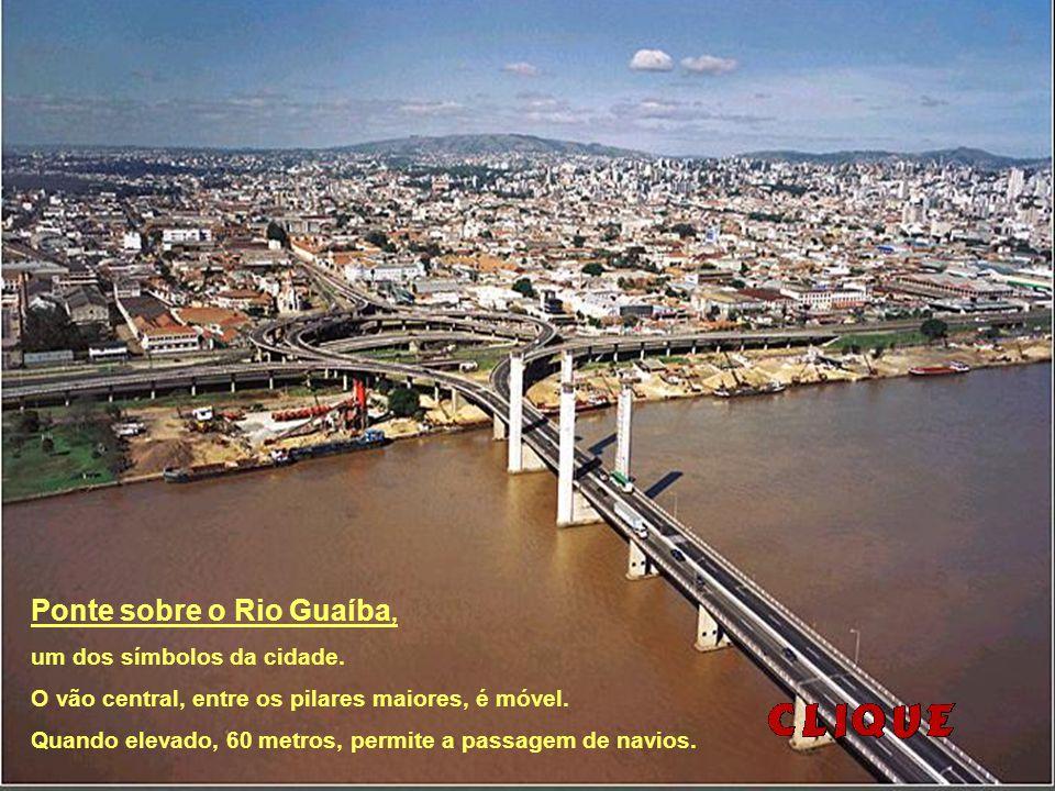 O Rio Grande do Sul é o Estado mais ao sul do Brasil.