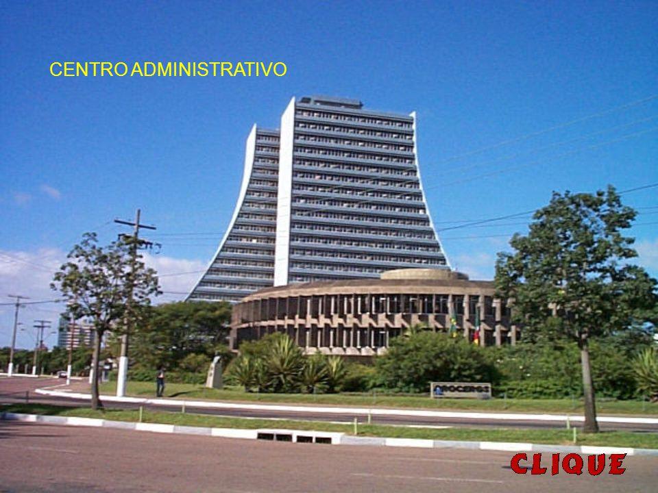 PALÁCIO FARROUPILHA Sede da Assembléia Legislativa