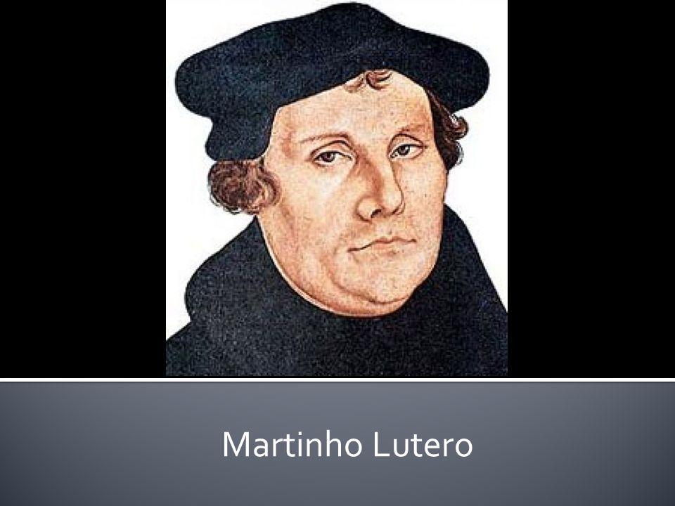 O alemão questionava também que a salvação pertencesse à Igreja Católica e que o homem precisava ser intermediado por outro homem para chegar à Deus.