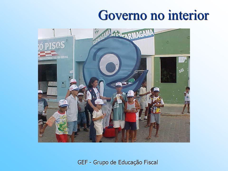 Governo no interior