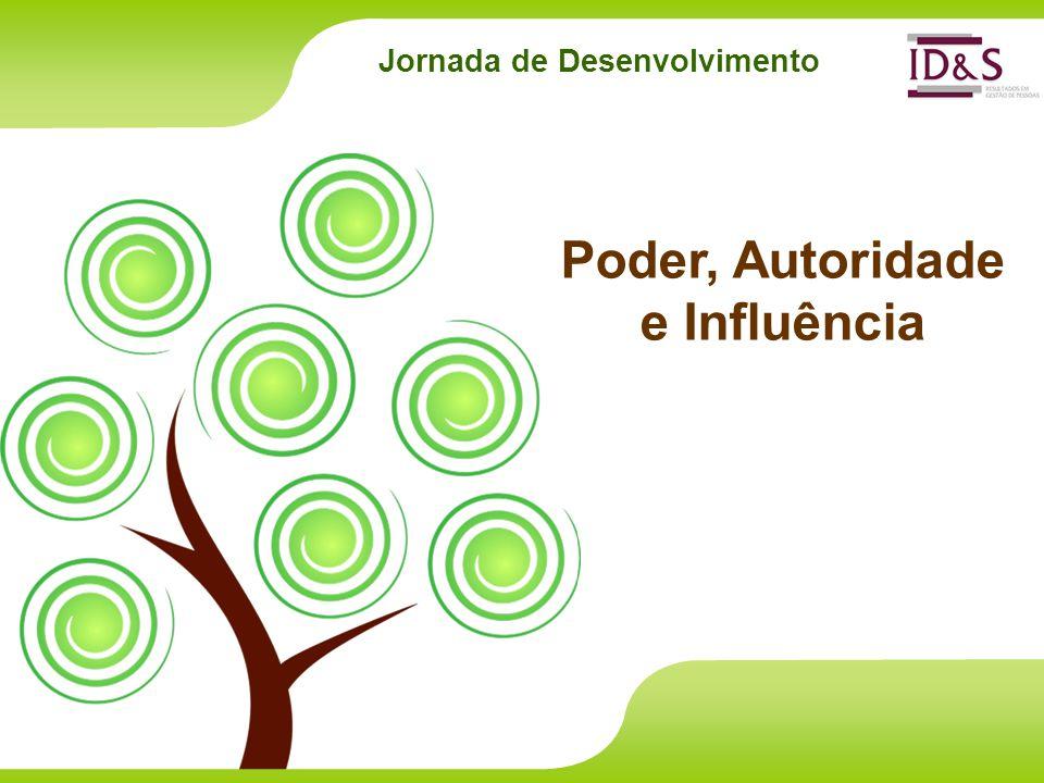 Jornada de Desenvolvimento Poder, Autoridade e Influência