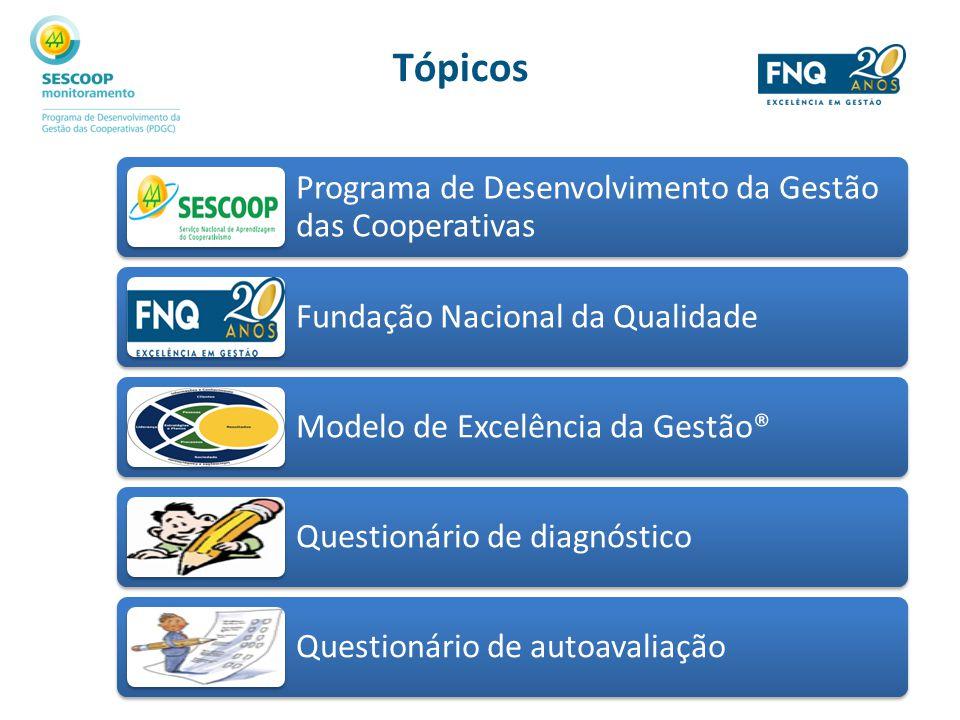 Fator de avaliação Definição Exemplos de termos utilizados no questionário Adequação Realização das funções relativas aos processos gerenciais requeridos com padrões de trabalho e mecanismo de controle.