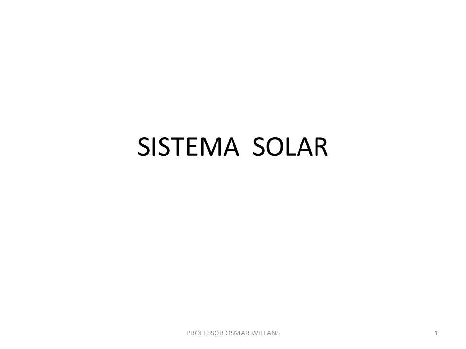 SISTEMA SOLAR 1PROFESSOR OSMAR WILLANS