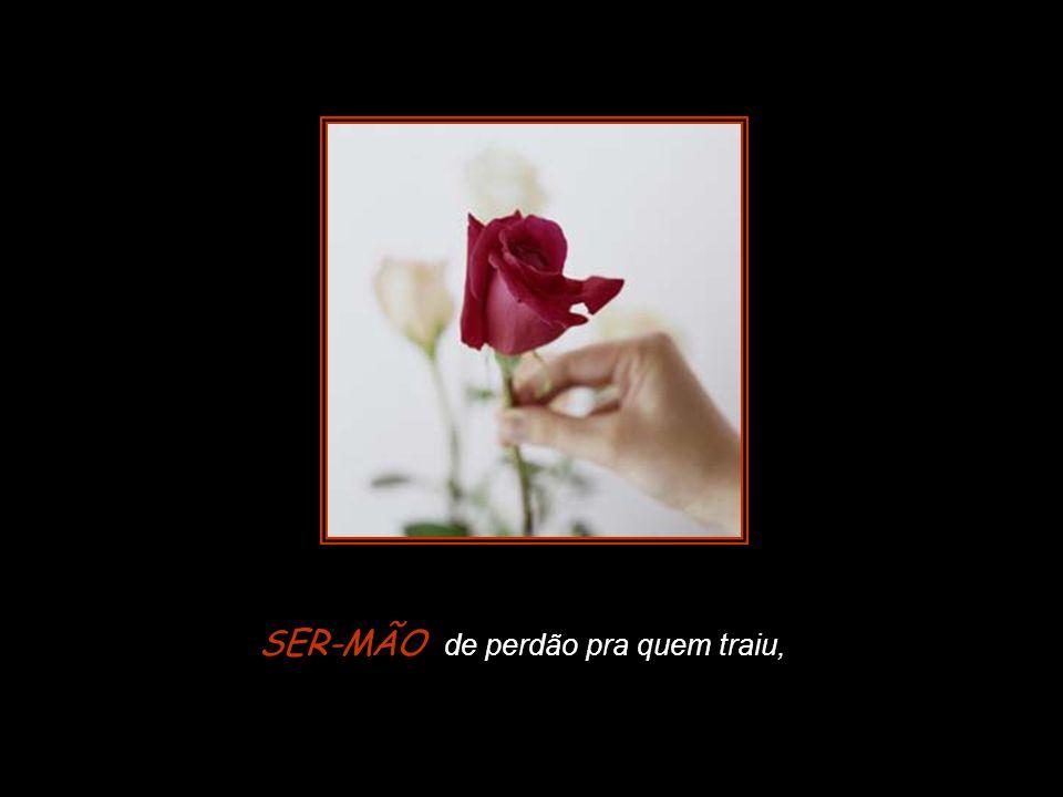 Slide feito por Luana Rodrigues em 06.09.03 – luannarj@uol.com.br luannarj@uol.com.br SER-MÃO de solidariedade pra quem se encontra cercado e encurralado por toda forma de conflito,