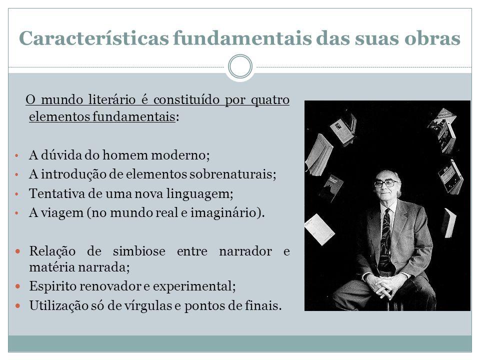 O que abordam as suas obras Os problemas de Portugal contemporâneo e da identidade do povo lusitano.