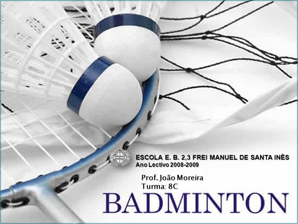 Prof. João Moreira Turma: 8C ESCOLA E. B. 2,3 FREI MANUEL DE SANTA INÊS Ano Lectivo 2008-2009