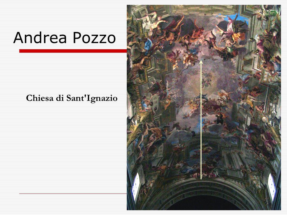 Andrea Pozzo Chiesa di Sant'Ignazio