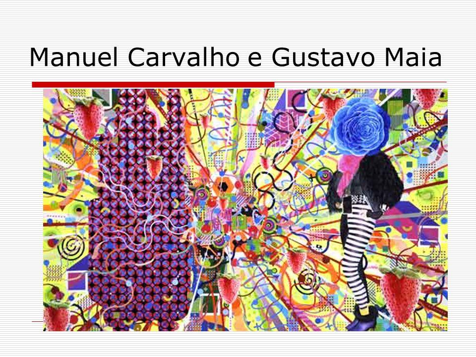 Manuel Carvalho e Gustavo Maia