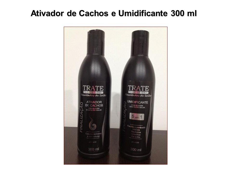 Ativador de Cachos e Umidificante 300 ml