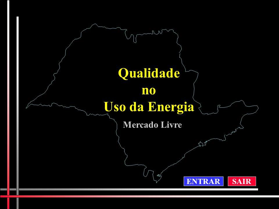 Qualidade no Uso da Energia LEI Nº 9.074, DE 7 DE JULHO DE 1995.