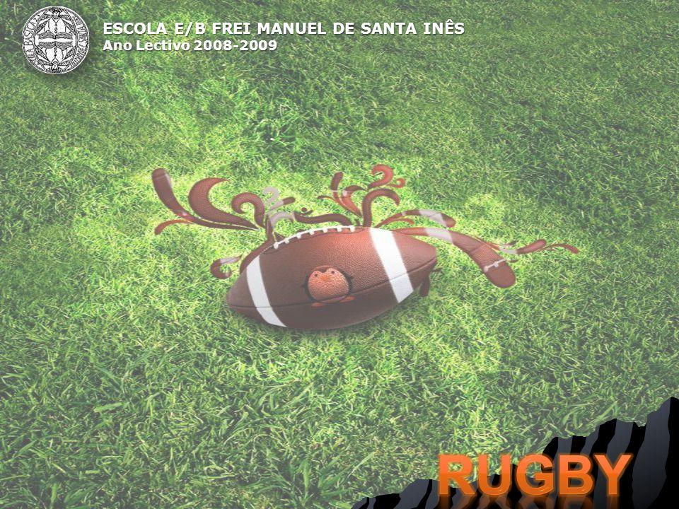 ESCOLA E/B FREI MANUEL DE SANTA INÊS Ano Lectivo 2008-2009