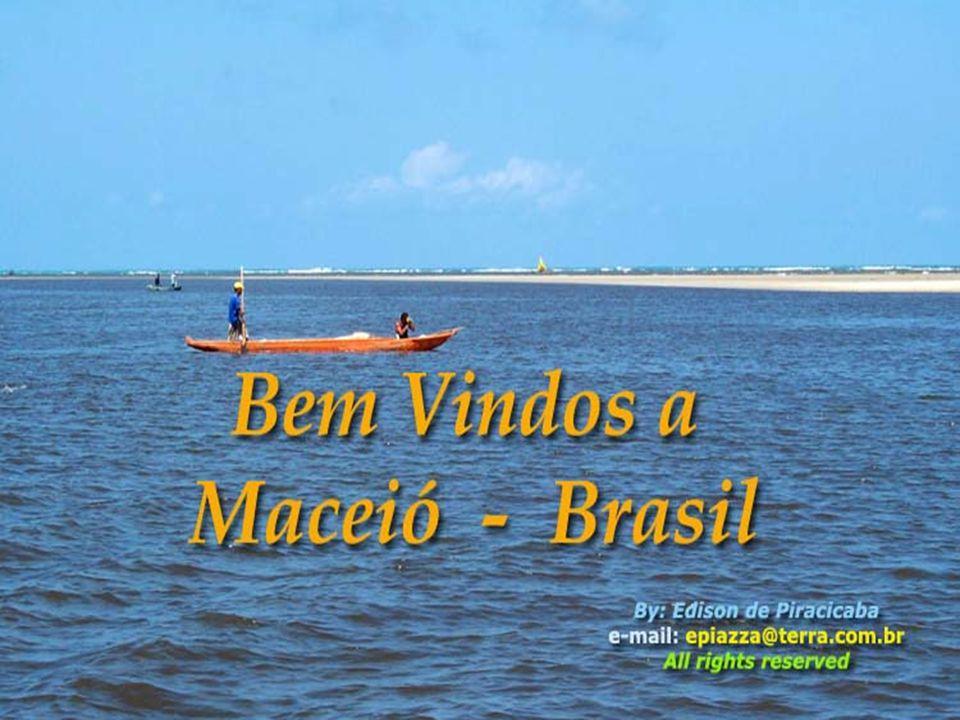 - Música – SAUDADE DE MACEIÓ - Djair - Produção e Imagens - Edison Piazza Piracicaba - Brasil Venha para Maceió, venha curtir esse paraíso do nordeste do Brasil e descobrir as belezas naturais que esperam por você.