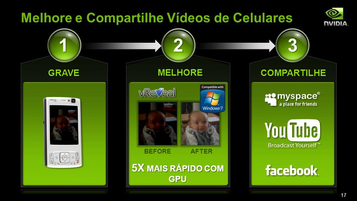 Melhore e Compartilhe Vídeos de Celulares 2 5X MAIS RÁPIDO COM GPU 17
