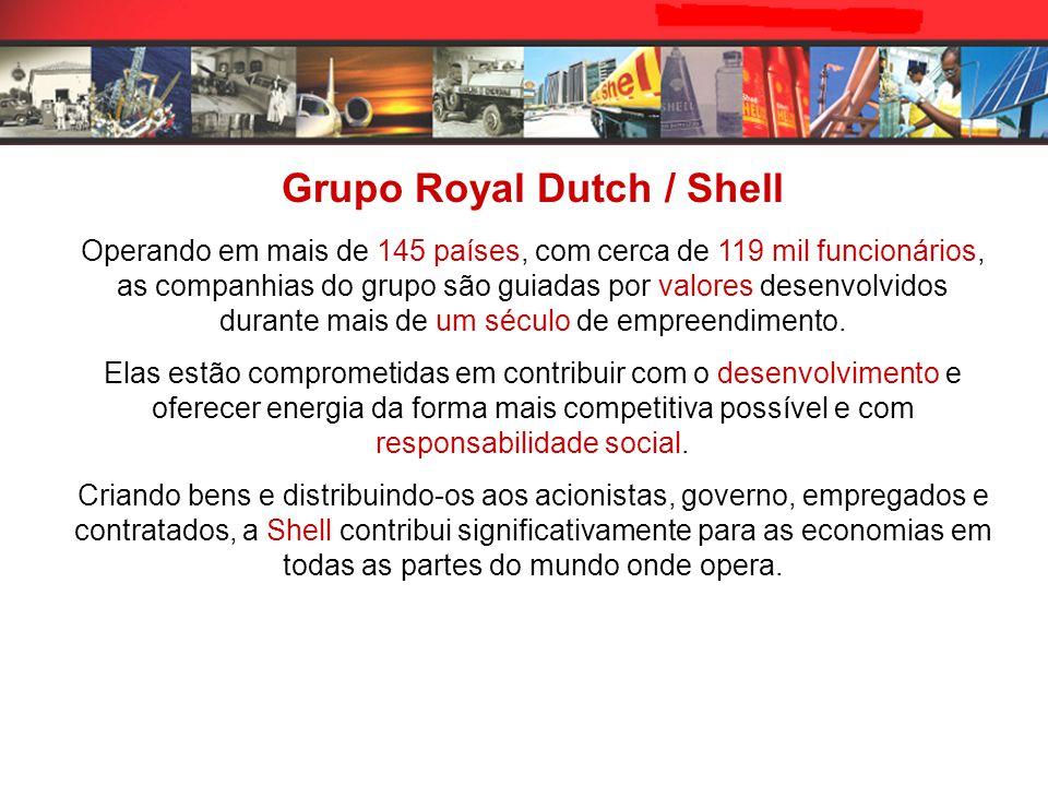 Operando em mais de 145 países, com cerca de 119 mil funcionários, as companhias do grupo são guiadas por valores desenvolvidos durante mais de um séc