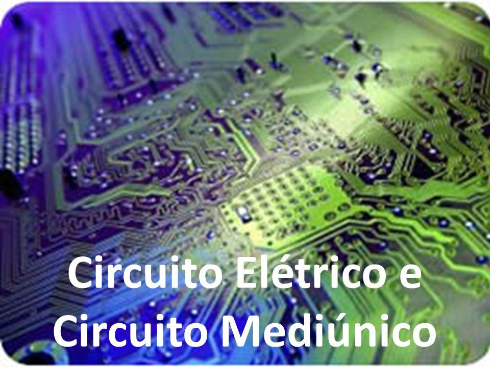 Circuito Elétrico e Circuito Mediúnico