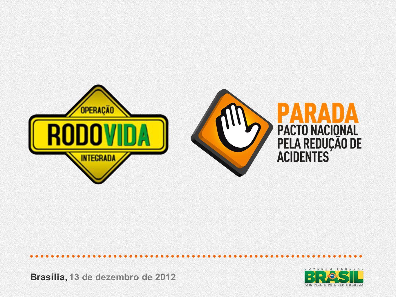 Brasília, 13 de dezembro de 2012