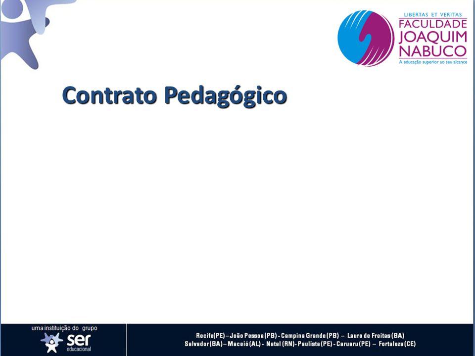 Contrato Pedagógico