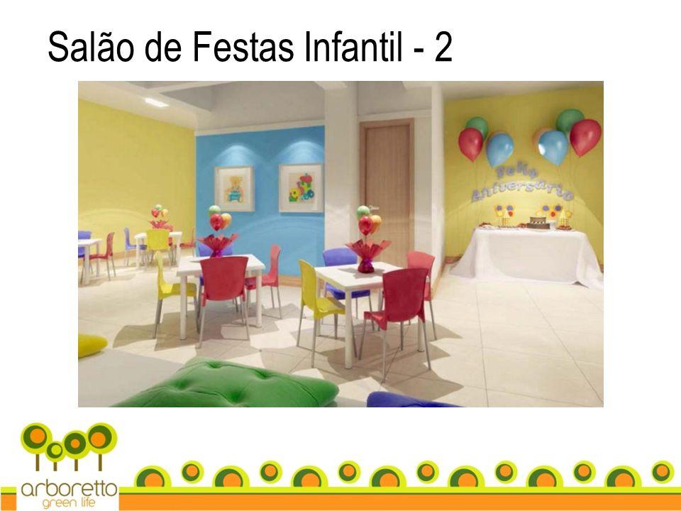 Salão de Festas Infantil - 2