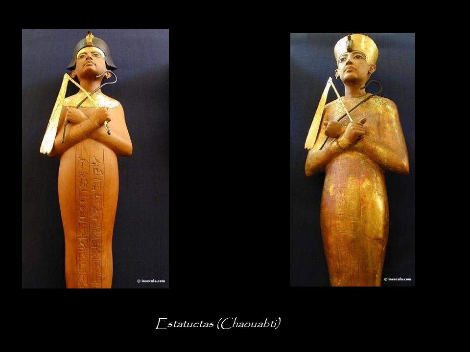 Estatuetas (Chaouabti)