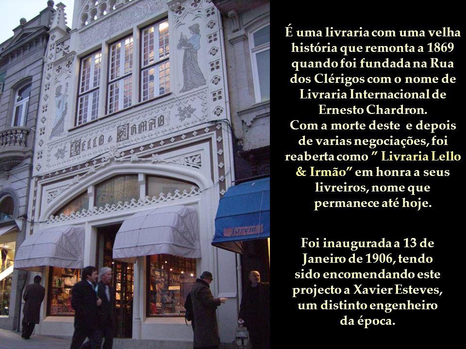 Foi inaugurada a 13 de Janeiro de 1906, tendo sido encomendando este projecto a Xavier Esteves, um distinto engenheiro da época.