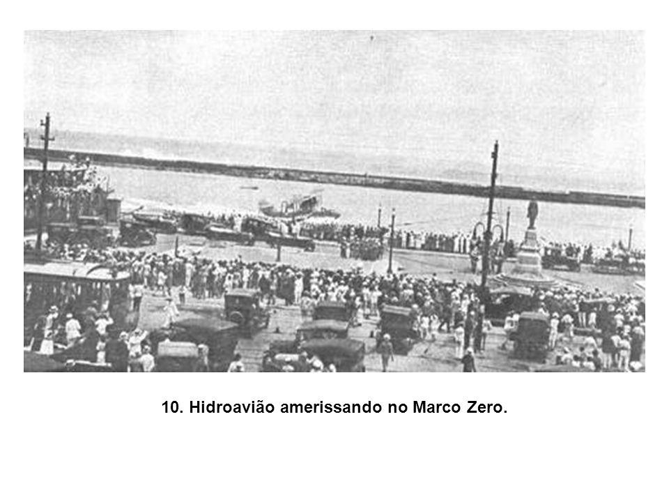 9.Hidroavião de Sacadura Cabral e Gago Coutinho.