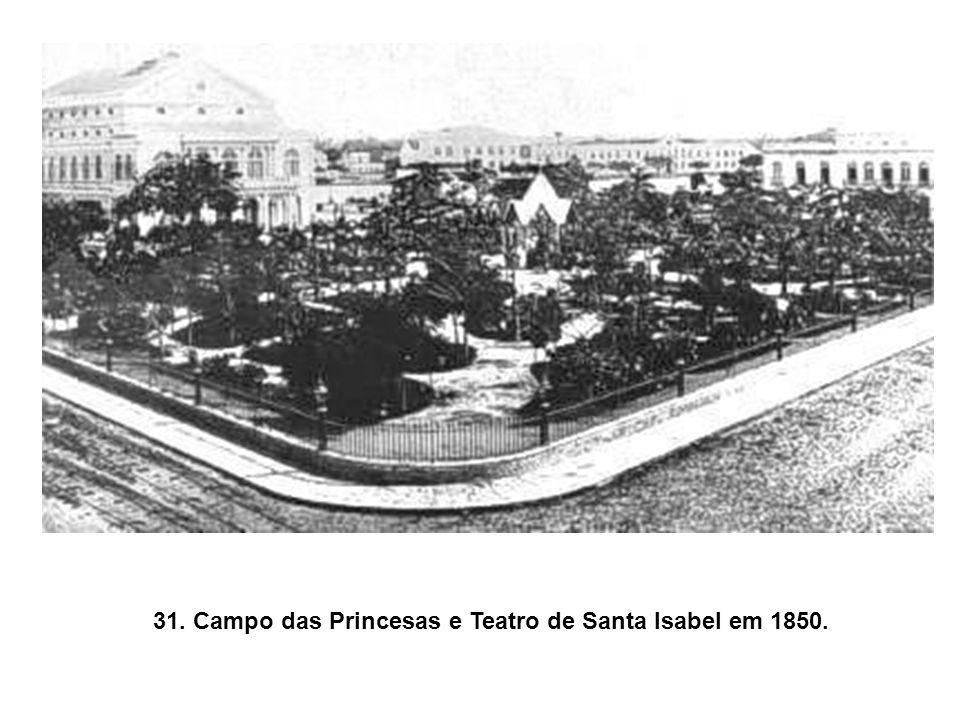 30. Campo das Princesas em 1908